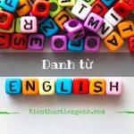 Danh từ trong tiếng Anh