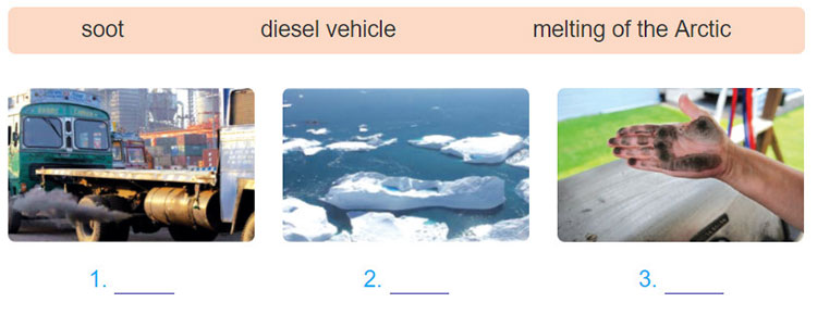 Lop 12 moi.unit 3.Reading.1. Look at the pictures. Match the pictures with the appropriate word or phrases