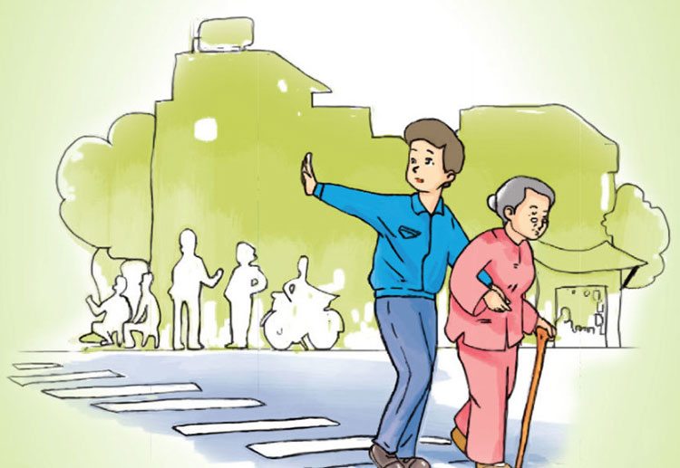 Lop-11-moi.unit-4.Project.2. Prepare an action plan for voluntary work in your neighbourhood. Present it to the class
