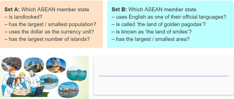 Lop 11 moi.unit 5.Project.1. Work in two groups. Each group should choose a different set of questions. Do some research and find out the following