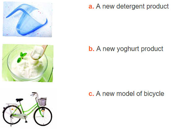 tieng-anh-lop-9-moi.unit-10.Skills-2.6. Write a short ad (2-4 sentences) to advertise these products. You can use strong adjectives, active verbs, imperatives, comparatives questions, etc