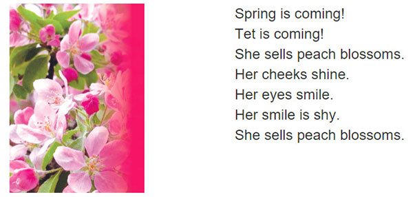 tieng-anh-lop-6-moi.Unit-6.A-Closer-Look-1.7. Listen and practise reading the short poem. Pay attention to the sounds ʃ and s