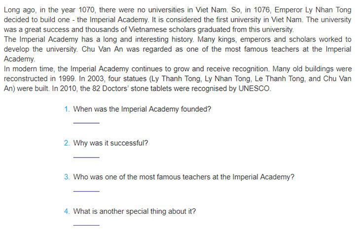 tieng-anh-lop-7-moi.Unit-6.Skills-1.2. Read the passage and answer the questions